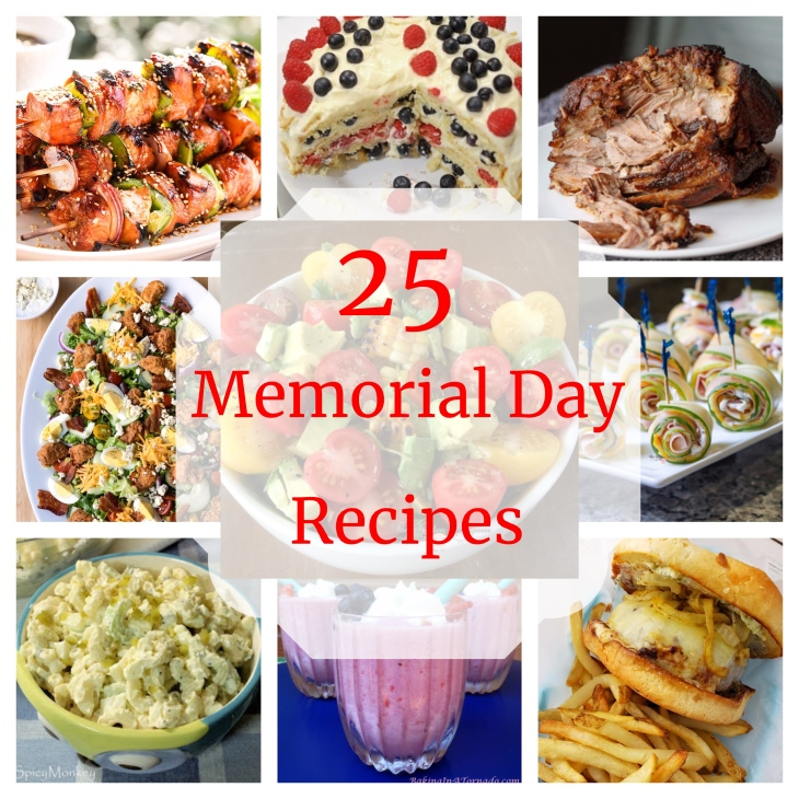 25 Memorial Day Recipes
