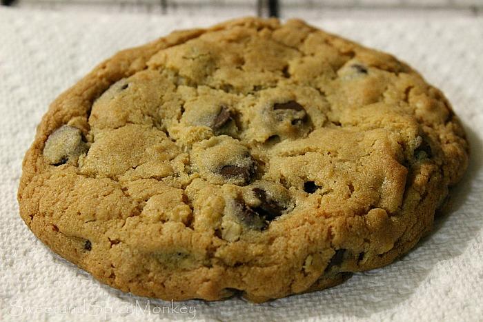 Copycat Chik-fil-A Chocolate Chip Cookie